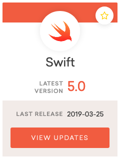 Swift 5.0 release notes