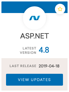 ASP.NET 4.8 release notes