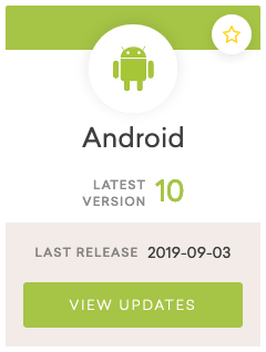 Android 10 release notes