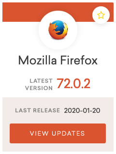 Mozilla firefox 72.0.2 release notes
